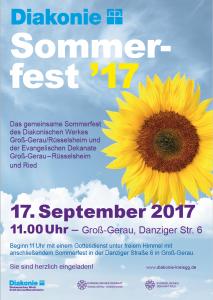 Veranstaltungen, Diakonie Groß-Gerau/Rüsselsheim